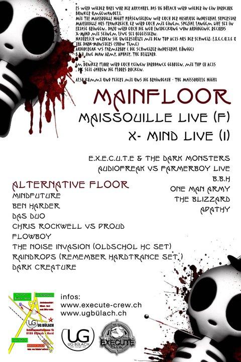 DJ Mindfuture* Mindfuture - Bunghole